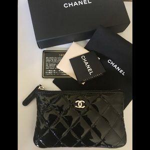 Chanel Mini O Case Wallet